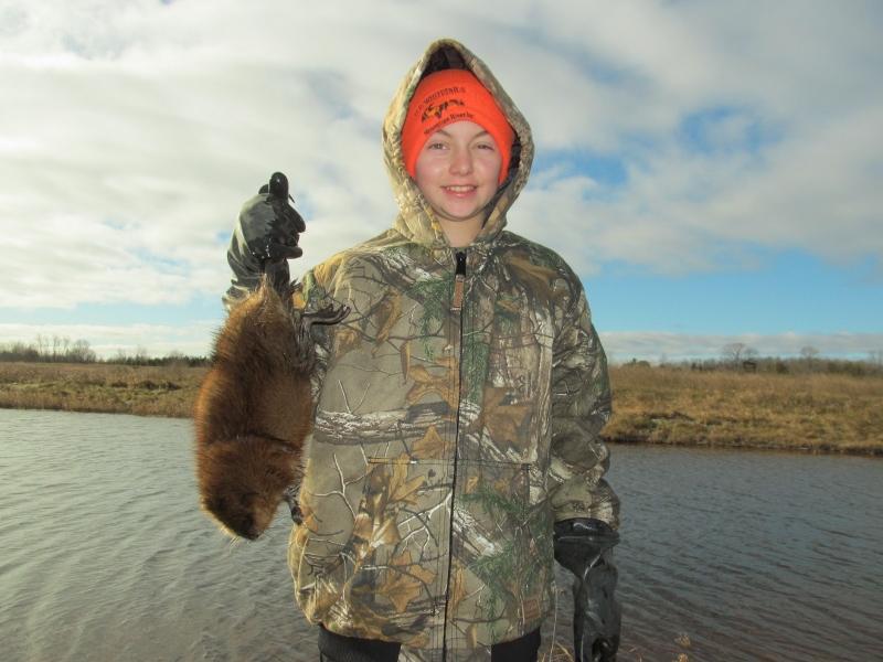 Travis Foos, 12, Michigan