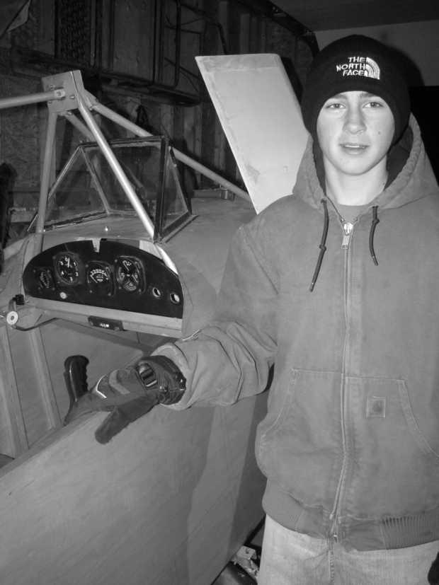 Josh Wardwell, taken in 2009