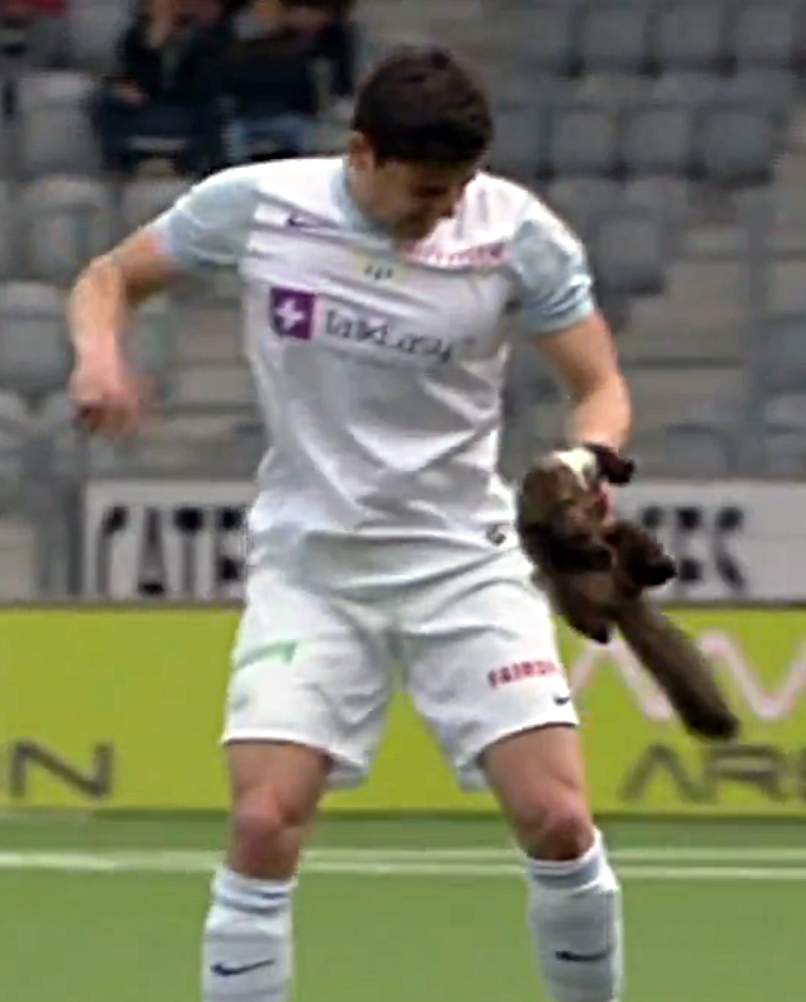 Soccer Marten