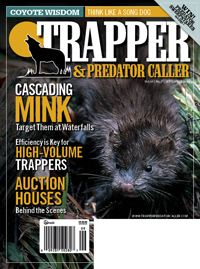 Click to subscribe to Trapper & Predator Caller magazine