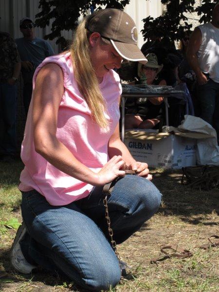 Trap Setting Contest - IMG_0382 - Sat - Nicole Lumley