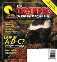 June-July 2009 Issue Trapper & Predator Caller