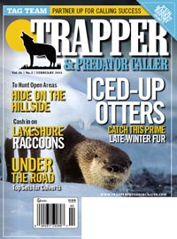 Click here to subscribe to Trapper & Predator Caller magazine